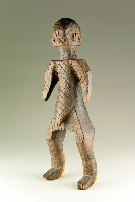 Statue used for sexual education - Dogon - Mali