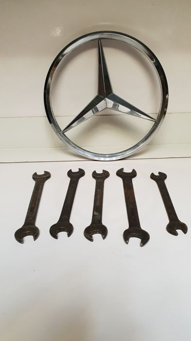 Spare parts - Mercedes - 50-60 (6 items)