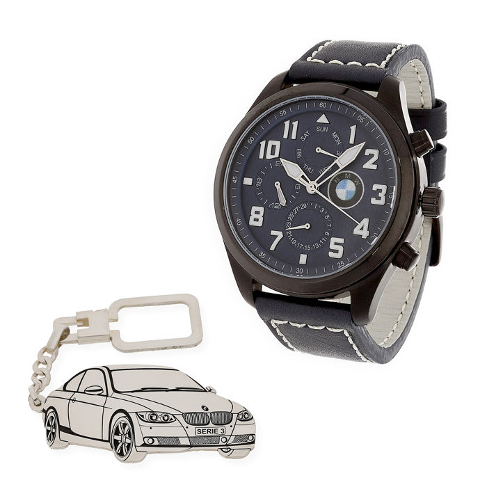 Watch and keyring - BMW M3 - 2018-2018 (2 items)