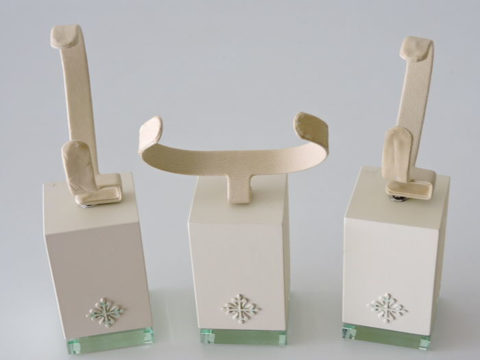 Patek Philippe - Original Watch Display Stand Set - Unisex - None