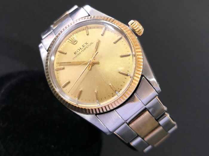 Rolex - Oyster Perpetual - 1160 - Dames - 1964