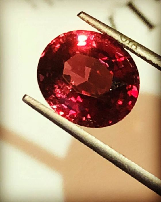 Ruby 7.44 ct