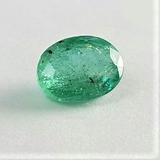 Emerald - Blueish Green - 1.53 ct