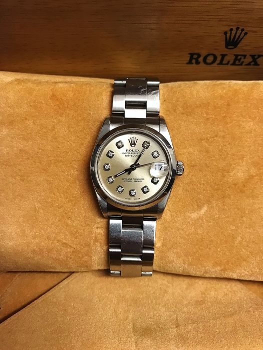 Rolex -  Oyster Perpetual Datejust - 78240 - Unisex - 2000-2010