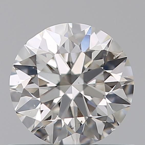Round Brilliant Cut 0.59 H SI2 with GIA - #3054