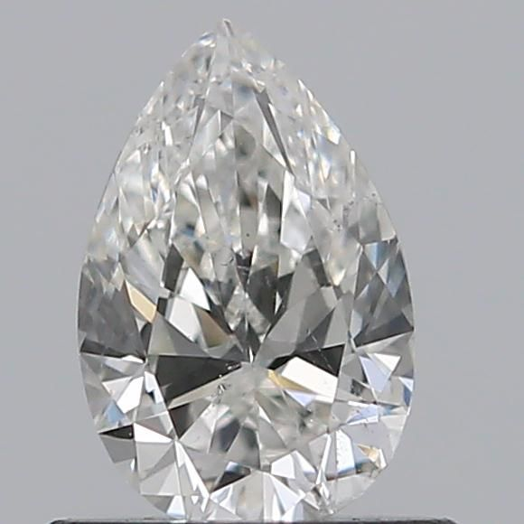Pear Brilliant 0.7ct H SI2 with GIA - #3059