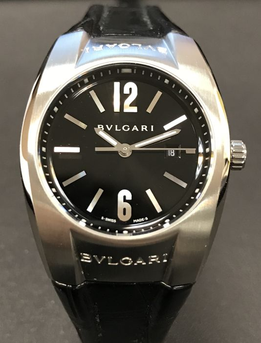 Bvlgari - Ergon Collection Ladies Watch - EG30BSLD - Dames - 2011-heden