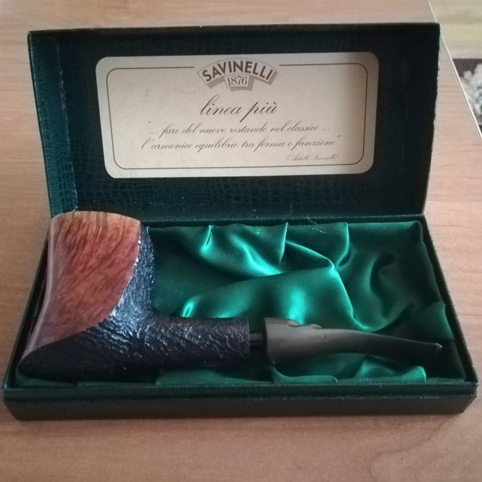 Savinelli 1876  - Pipe - 1 - Heath