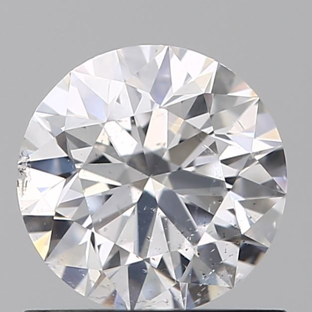 Round Brilliant Cut 0.65 D SI2 with GIA - #3053