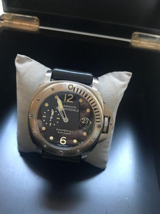 Officine Panerai - Luminor Submersible  - PAM00024 - Homme - 2000-2010