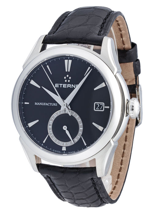 Eterna - 1948 Legacy Manufacture GMT  - 7680.41.41.1175 - Men - 2011-present