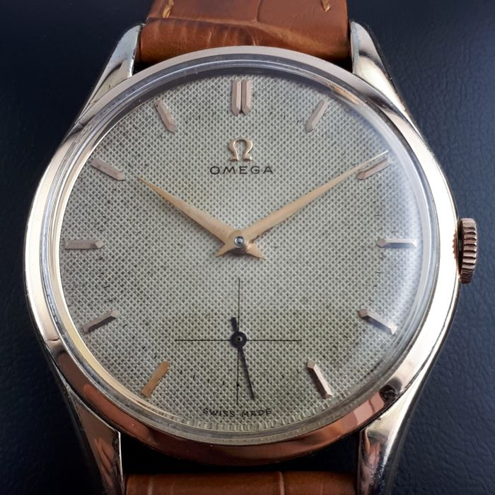 Omega - Bumper with Subsecond  - Ref : BK 2503-5 - Hombre - 1960-1969