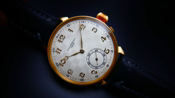 Patek Philippe - Unique Marriage watch  Quarter Repeater - Men - 1901-1949