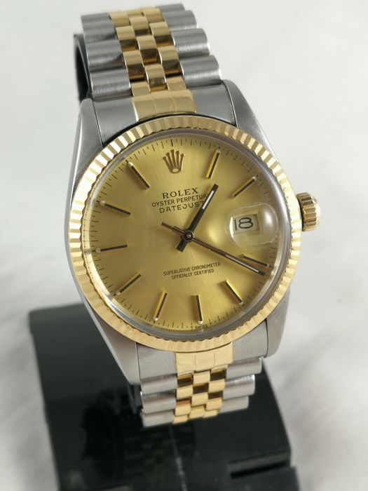 Rolex - Oyster Perpetual  Datejust - 16013 - Men - 1985
