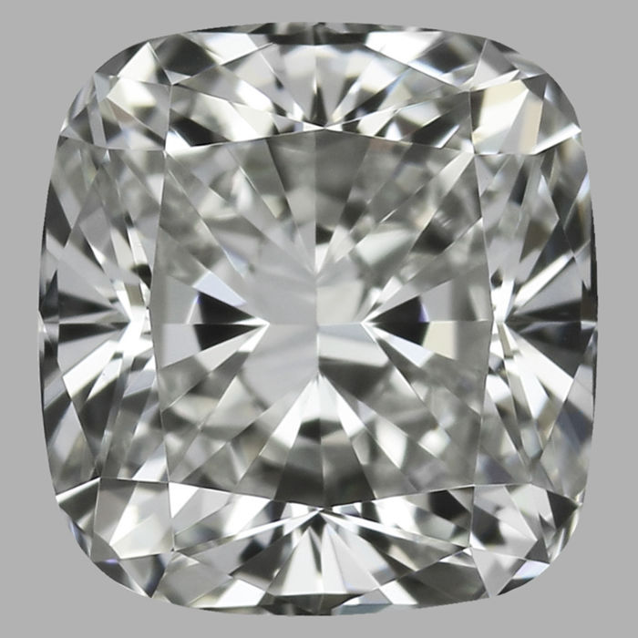 0.61 ct Cushion Modified Brilliant diamond  J IF with GIA Certificate - #2940