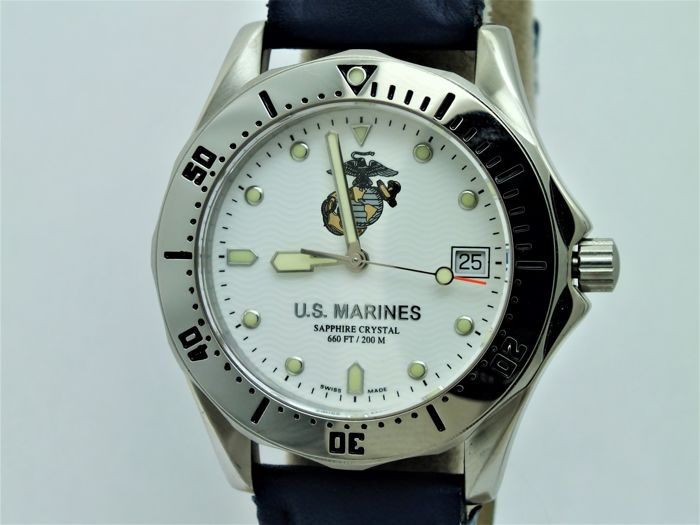 Us Marines Swiss - real coast guard 200m  - Mężczyzna - 1990-1999