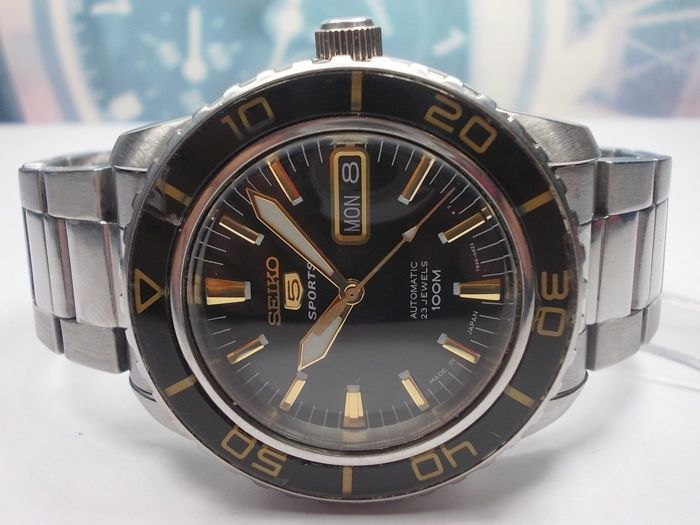 Scuba Model '5' 04n0 Sports Divers 7s36 NoSnzh57 Seiko Ygvbf7y6