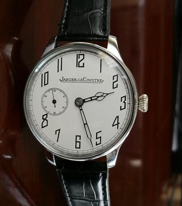 Jaeger-LeCoultre - Marriage watch - Hombre - 1901 - 1949