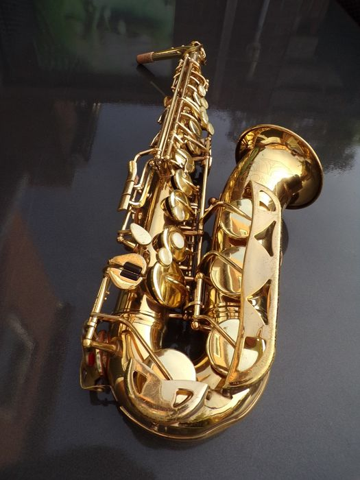 CONN USA alto saxophone, in playing condition - Catawiki