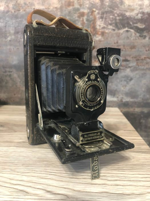 bellows camera - Kodak junior no.1 eastman