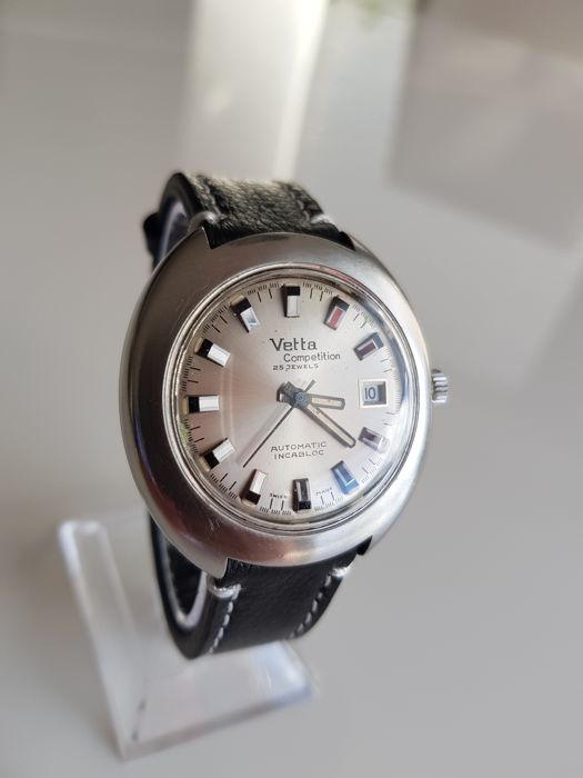 Wyler Vetta - Competition automatic - Men - 1960-1969