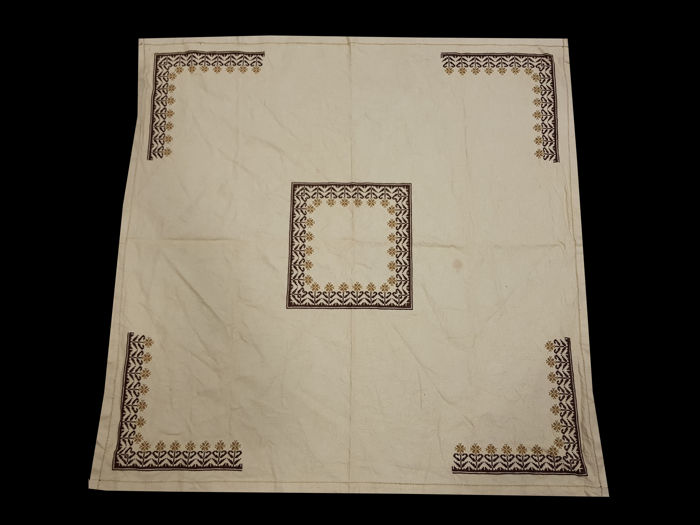 Turkish Tablecloth - Turkish - Tablecloth - Collection of 000 - Cotton