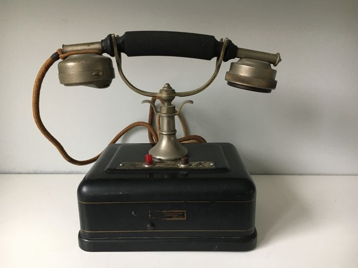 Unknown - Bell Telephone Antwerp 2652A - telephone - 1 - Steel