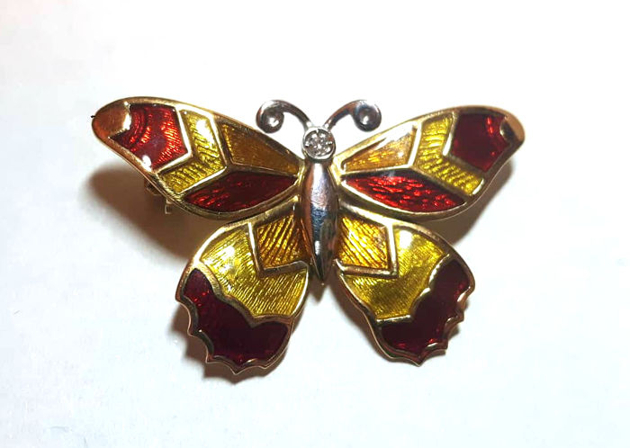 Brooches Second Hand Jewellery Buy And Sell Preloved