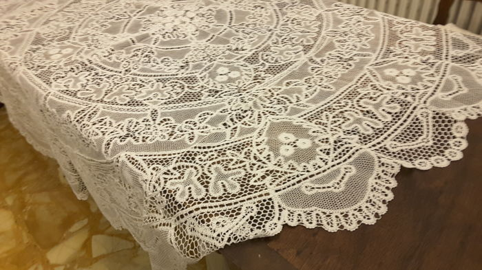Tablecloth - 1 - linen