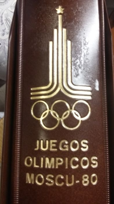 World 1980/1980 - Moscow Olympic Games