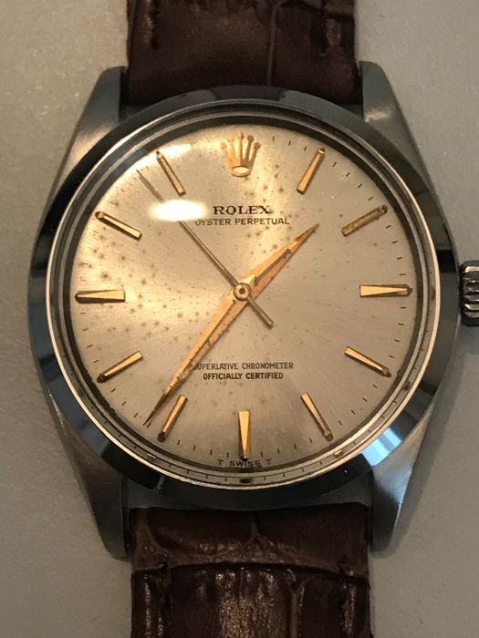 Rolex - Oyster Perpetual - 1002 - Men's watch - 1970/79