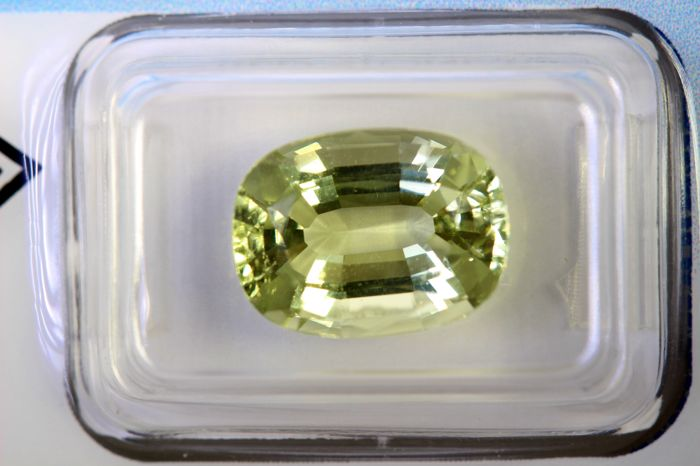 Helidore - 5.37 ct - No Reserve Price