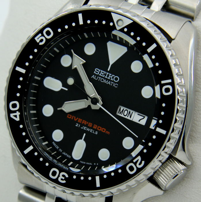 Seiko - Scuba Automatic Jubilee Diver Made in Japan - New - Men - 2018