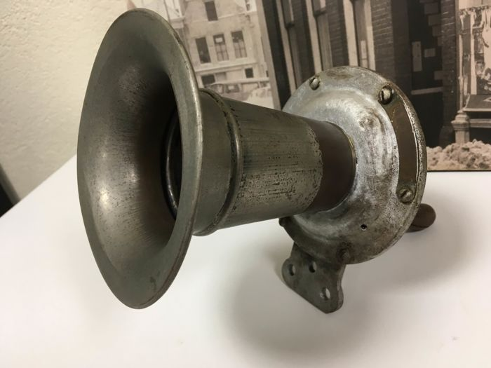 Parts - Warning Device Horn - 1920-1935