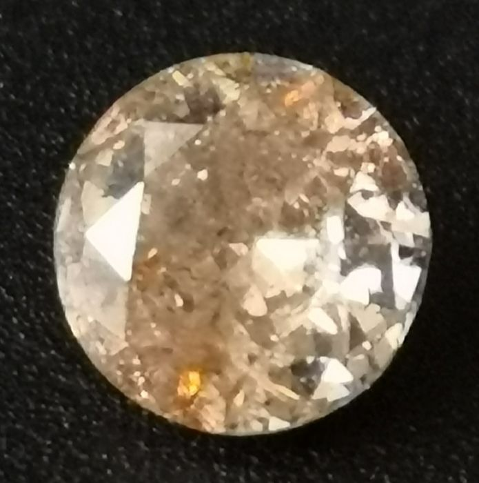 0.96 ct Fancy Brown SI2 ** no reserve price **