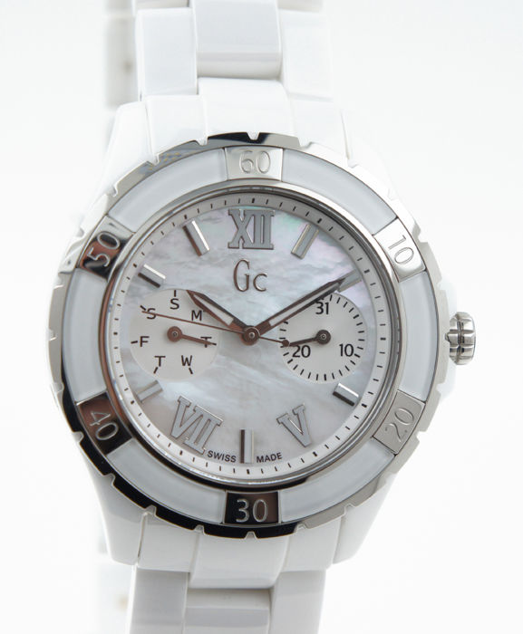 Guess - Guess Collection Quarz Edelstahl X69001L1S - X69001L1S - Mujer - 2011 - actualidad