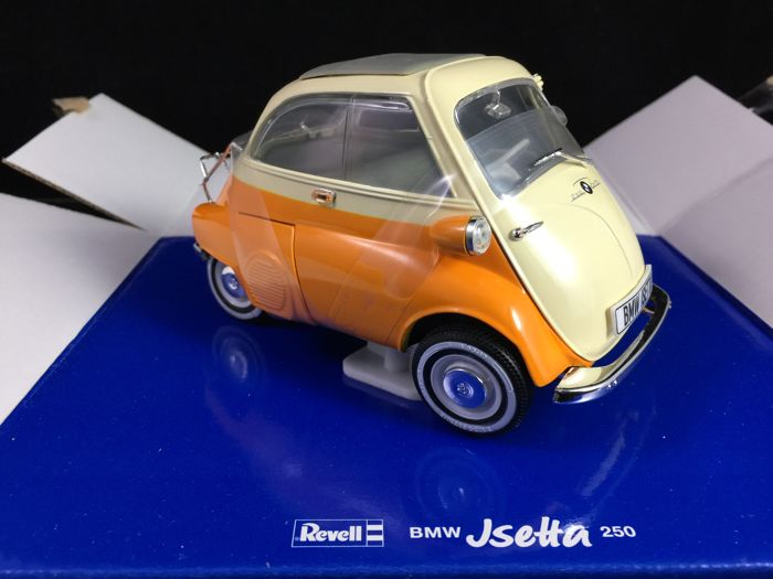 revell 1 18 bmw isetta 250 catawiki. Black Bedroom Furniture Sets. Home Design Ideas