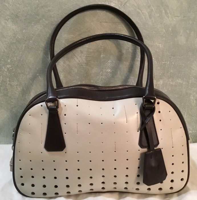 Prada - Bowler bag   shoulder bag - Catawiki bf16baee3845f