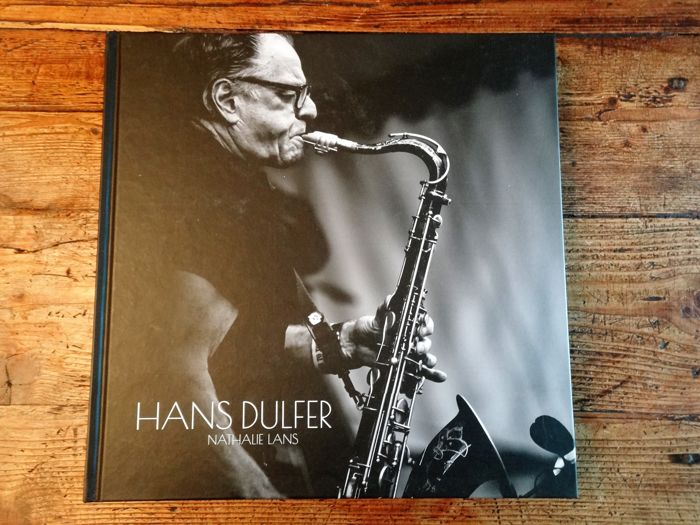 HANS DULFER  The Story of My life Young & Foolish by Nathalie Lans; Signed by Hans Dulfer