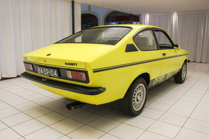 opel kadett c coup 12s gte rallye look 1977 catawiki. Black Bedroom Furniture Sets. Home Design Ideas