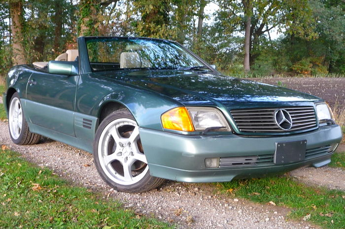 Mercedes-Benz - 300 SL 24V - 1992
