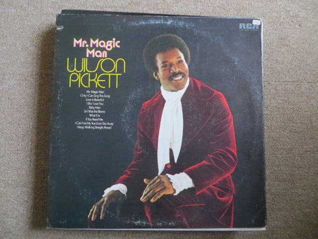 Funk / Soul Various Artists; lot 11 LP's - Wilson Pickett, Sam Cooke, Swamp Dog