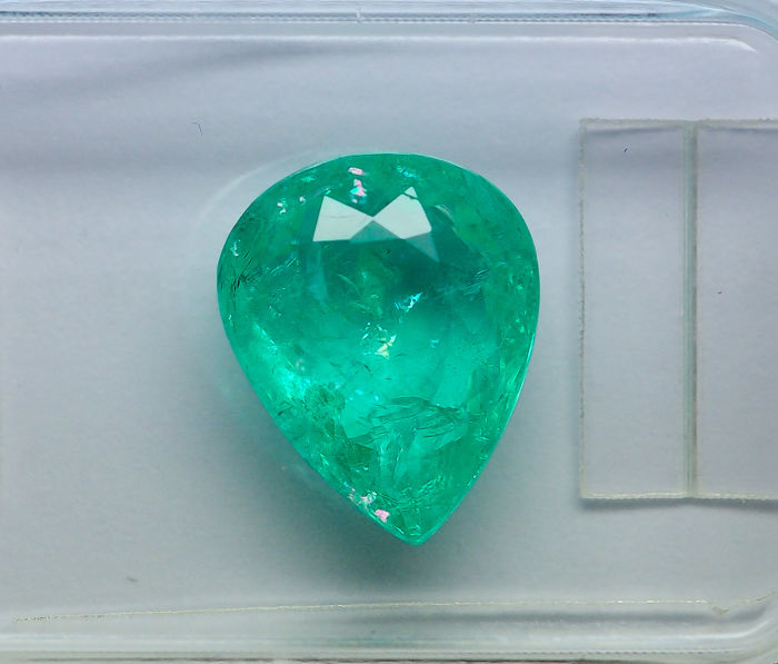 Paraiba Tourmaline - 2.94 ct - No Reserve