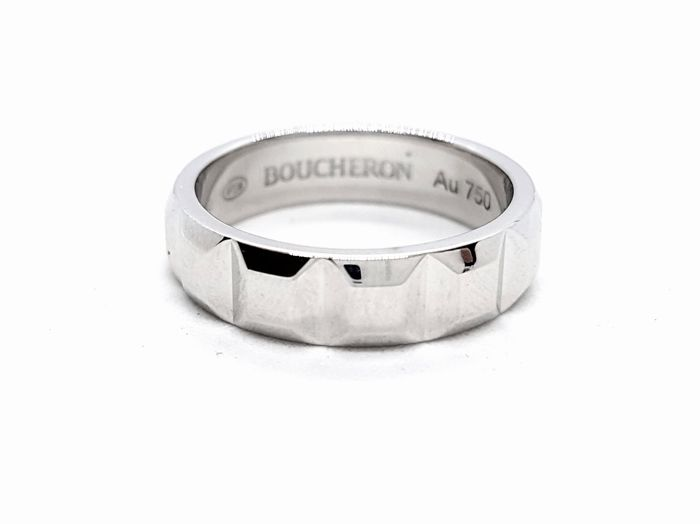 Boucheron - 18 quilates Oro blanco - Anillo