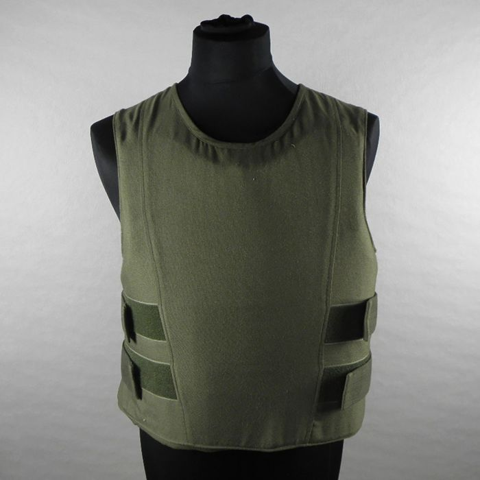 Spanish Military Bulletproof Vest in Kevlar, in New Condition