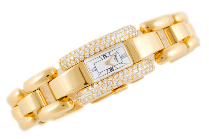 Chopard - La Strada Ladies 18K Gold With Diamond - Women - 2000-2010