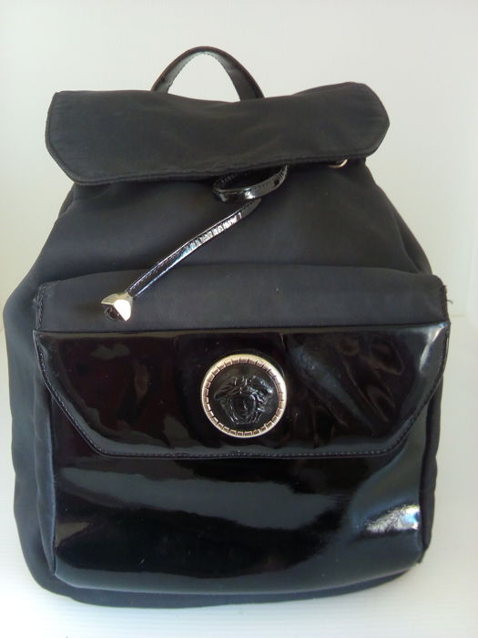 44f1c4a2e1 Versace - Gianni Versace Backpack - Vintage - Catawiki