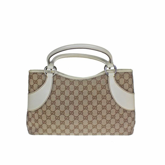 8590673f9d13 Gucci - Gucci Cabas monogram GG Shoulder bag - Catawiki