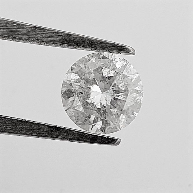1.08 carat  - D color  - SI2 clarity - 3 x EX - Round Brilliant Cut  - Natural Diamond  - With AIG Big Certificate + Laser Inscription On Girdle