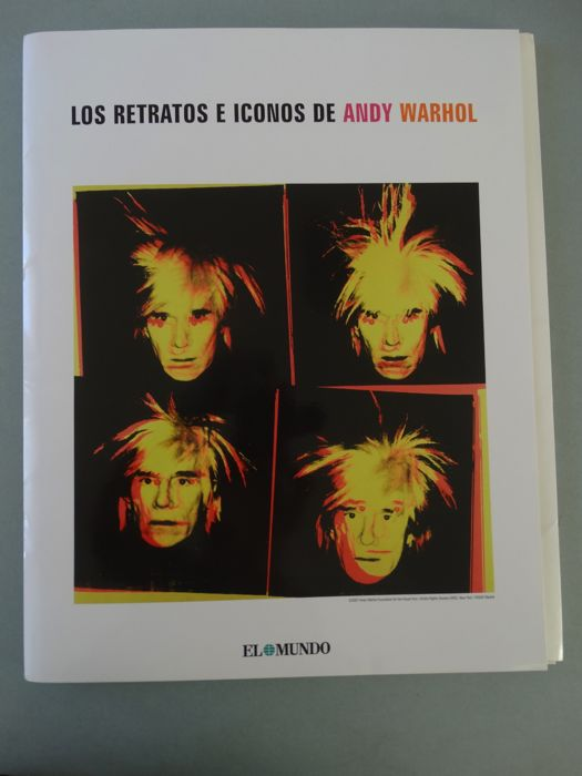 Andy Warhol - Portfolio of 40 lithographs
